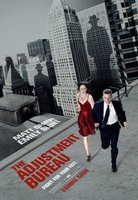 'Destino oculto' ('The Adjustment Bureau'), cartel