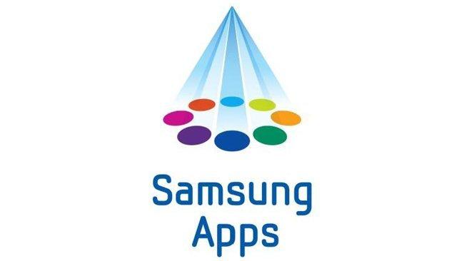 Logo de Samsung Apps