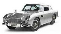 Subastan el Aston Martin DB5 de James Bond
