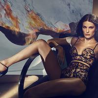 Kendall Jenner e Isabeli Fontana son las arrebatadoras protagonistas de la campaña estival de La Perla