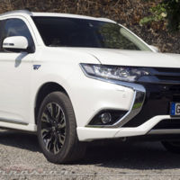Mitsubishi Outlander 2016, a prueba: aún más cómodo y silencioso
