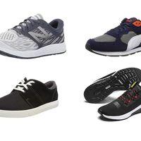 Ofertas de Amazon en tallas sueltas de zapatillas Puma, New Balance o Clarks