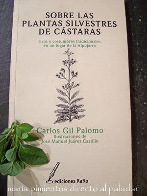 Sobre las plantas silvestres de Cástaras