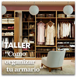 Aprende cómo organizar tu armario en Ikea