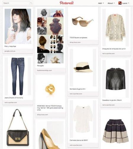 maqueta Pinterest