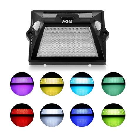 Cupón de descuento de 5 euros en el foco de exteriores LED de AGM: aplicándolo se queda en 9,99 euros en Amazon