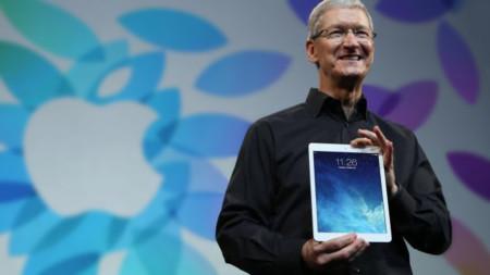 Tim Cook revela en el Wall Street Journal que veremos una nueva categoría de productos de Apple