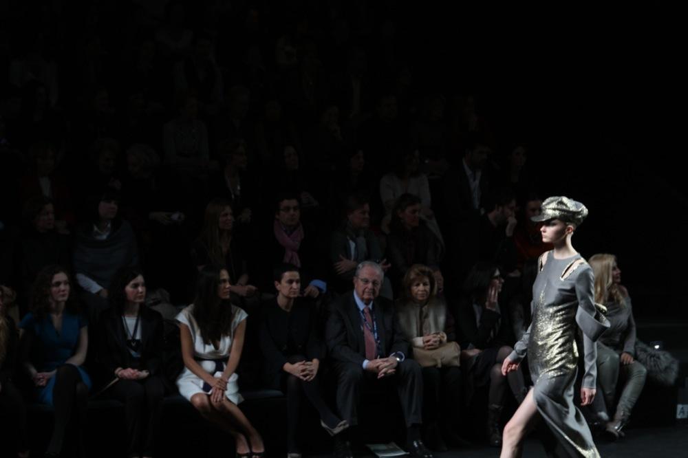 Foto de Jesús del Pozo en la Cibeles Fashion Week Otoño-Invierno 2011/2012 (25/71)