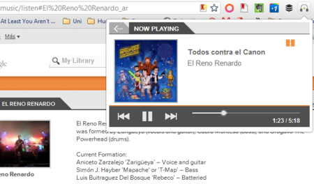 Music Plus, o cómo mejorar de verdad la experiencia con Google Music en Chrome