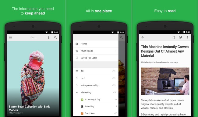 Feedly 0