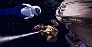 Wall-E, nuevo vídeoclip de la película
