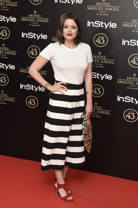 Fiesta Instyle Looks Actrices Alfombra Roja 2017 9