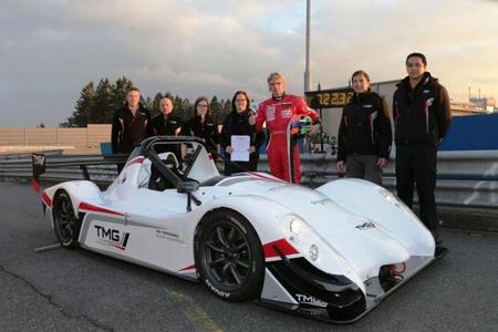 Toyota vuelve a batir el récord de eléctricos en Nürburgring