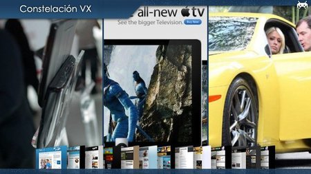 Primeras impresiones del Xperia Play, el televisor de Apple y el cochazo de Paris Hilton. Constelación VX (XLI)