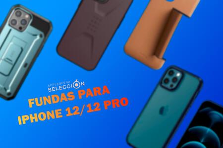Fundas para iPhone 12 y iPhone 12 Pro: siete opciones para personalizar y proteger tu smartphone de arañazos, golpes y caídas