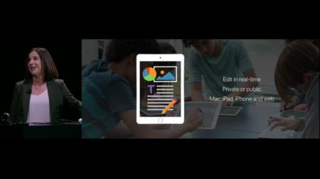 Apple a la caza de Google Drive llevando la colaboración en tiempo real a iWork