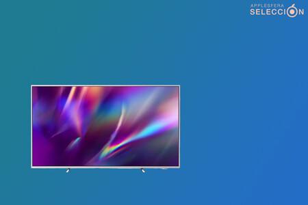 "Pantallón con rebajón: la Smart TV 4K Philips Ambilight 70PUS8505/12 de 70"" 2020 está de oferta a 899,99 euros en Amazon"