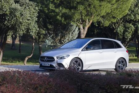 Mercedes Benz Clase B 2019 Prueba 021