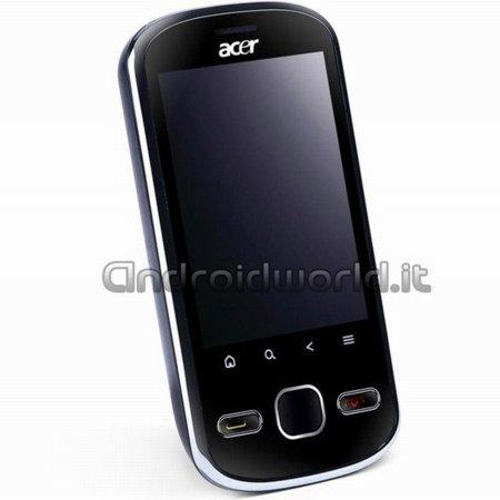 Acer beTouch E140, a por el Android de 200 euros