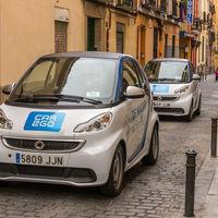 Un alquiler cada 1,5 segundos: los números de car2go confirman que es una alternativa viable al transporte público