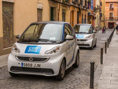 Car2go subirá sus tarifas en Madrid a partir del 10 de abril