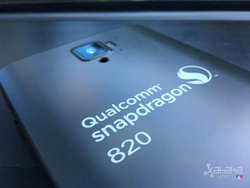 El nuevo Snapdragon 820 de Qualcomm está aquí, y ya hemos realizado los primeros benchmarks