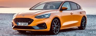 El Ford Focus RS de nueva generación podría ya estar cancelado