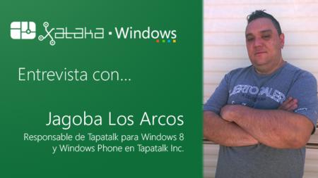 """""""Microsoft está en el buen camino hacia la aplicación universal"""": Jagoba Los Arcos, responsable de desarrollo de Tapatalk para Windows"""