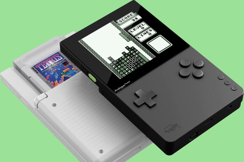 Analogue Pocket, la nueva consola que promete ser compatible con tus viejos cartuchos de Game Boy, anunciada para 2020