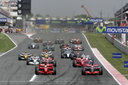 Arranca un Gran Premio de España lleno de incógnitas