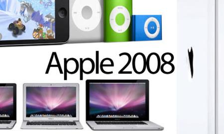 El año 2008 de Apple, por Samuel Campos