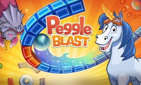 Peggle Blast es uno de esos free to play que no cuesta recomendar