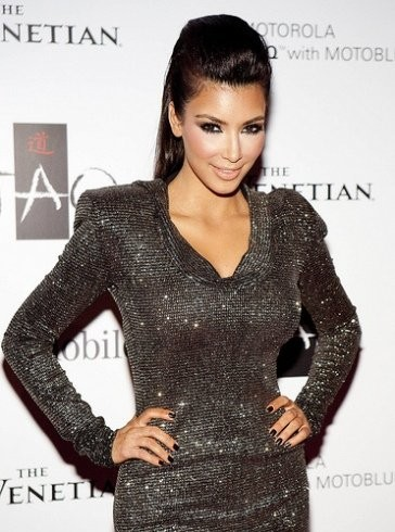 Ten a Kim Kardashian a golpe de tarjeta