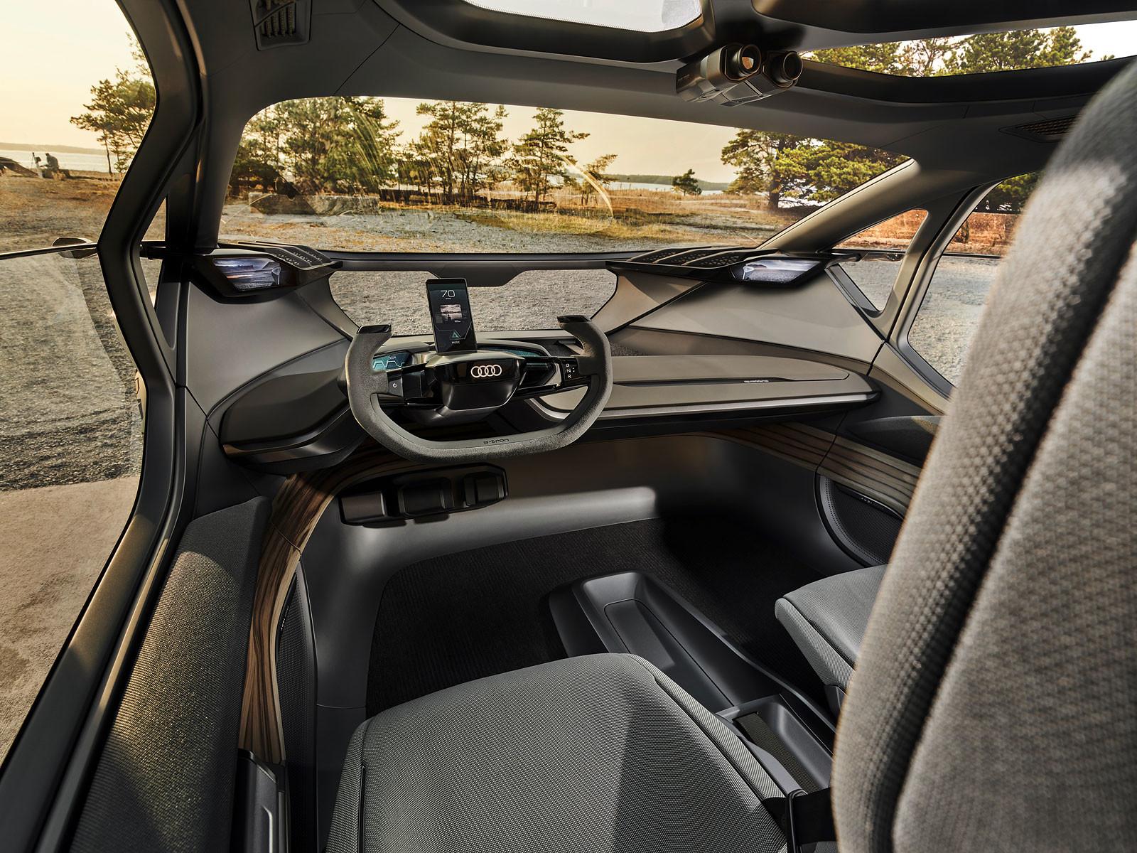 Foto de Audi AI:TRAIL quattro (7/9)