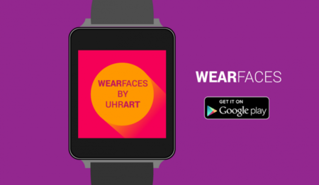 WearFaces, crear watchfaces para tu Android Wear