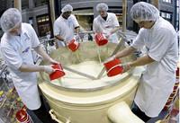La Fondue de queso más grande del mundo