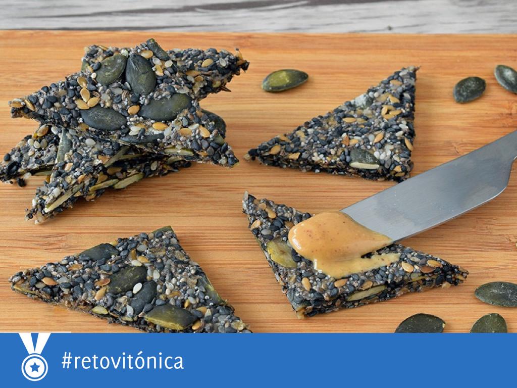 #RetoVitónica: siete snacks saludables para tomar a media mañana, uno para cada día de la semana