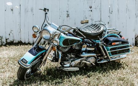 Harley Davidson Elvis