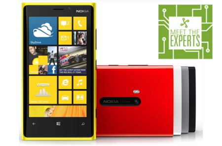 Nokia se trae sus últimos Lumia a los Premios Xataka 2012