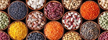 Tipos de legumbres: sus nutrientes y beneficios a la hora de adelgazar