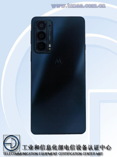 Motorola Edge 20 Filtracion