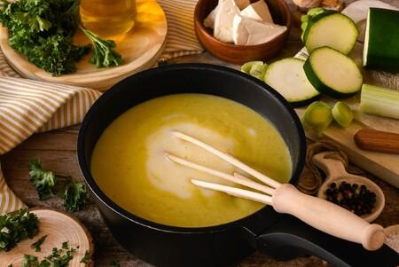 Pure De Calabacin Y Patata 2