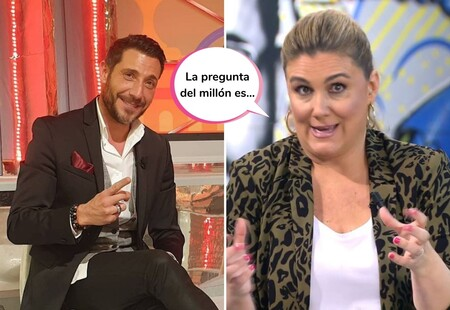 """Carlota Corredera desvela lo primero que le dijo Antonio David Flores al enterarse del documental de Rocío Carrasco: """"Esto ya me lo olía"""""""
