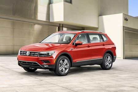 Siete plazas, mucha tecnología y más maletero para el Volkswagen Tiguan Allspace