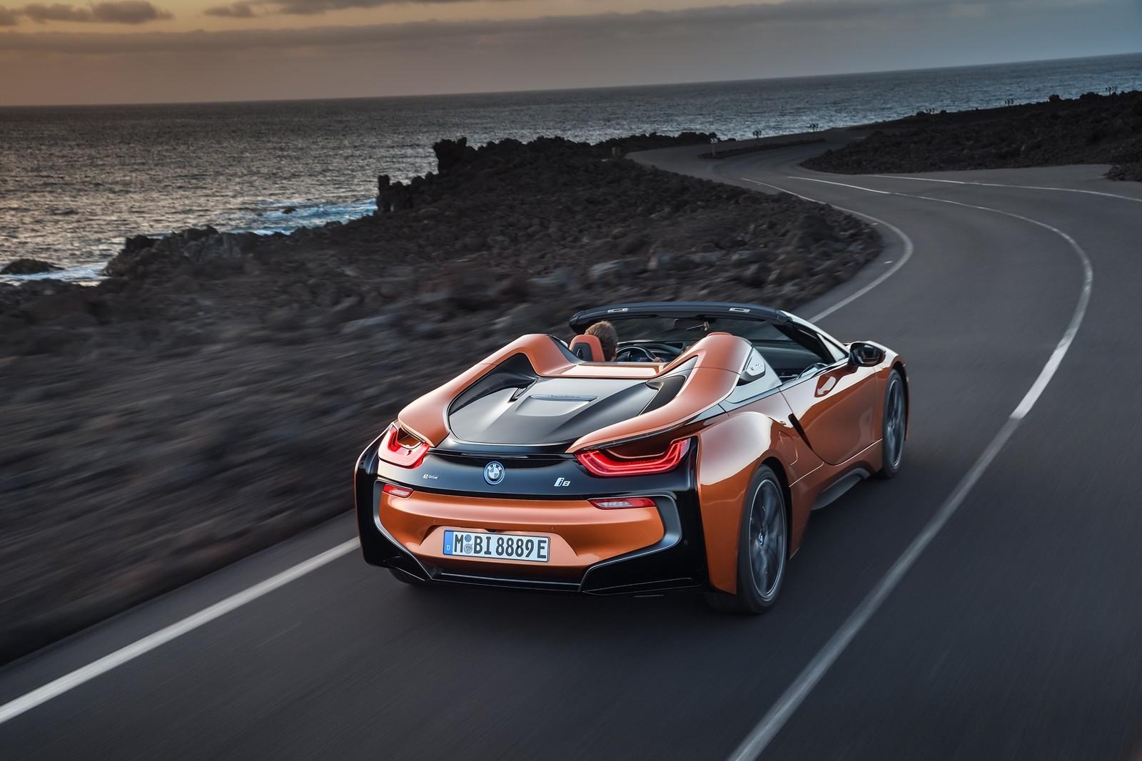 Foto de BMW i8 Roadster 2019 (16/39)