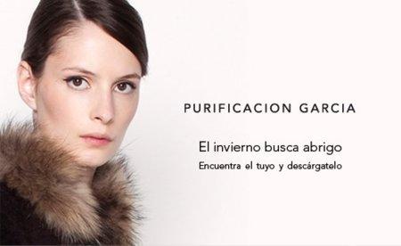 Catálogo de Abrigos de Purificación García Invierno 2011/2012 o cómo elevar y abrigar un estilismo low cost