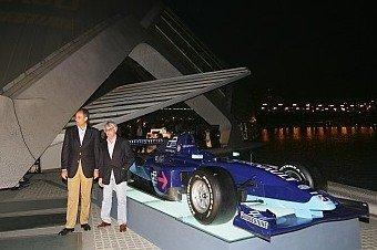 Casi hecha la F1 en Valencia