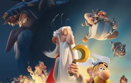 'Astérix: El secreto de la poción mágica' entretiene pero es un paso atrás respecto a 'La residencia de los dioses'