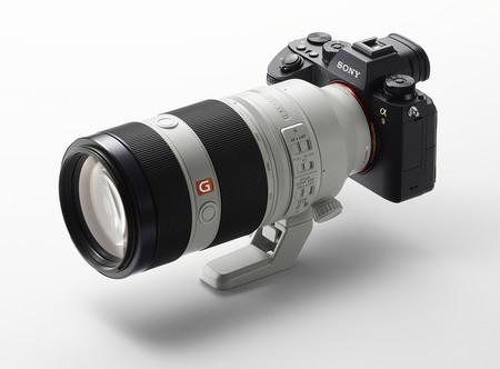 Sony FE 100-400 mm F4,5-5,6 GM OSS, nuevo teleobjetivo de largo alcance para cámaras Sony con montura E