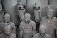 Los guerreros chinos visitan Chile